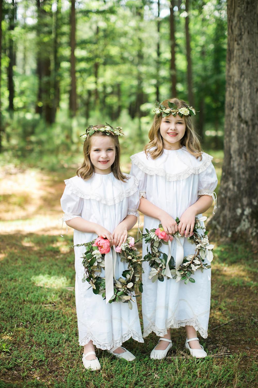 flower girl ga wedding coordinator