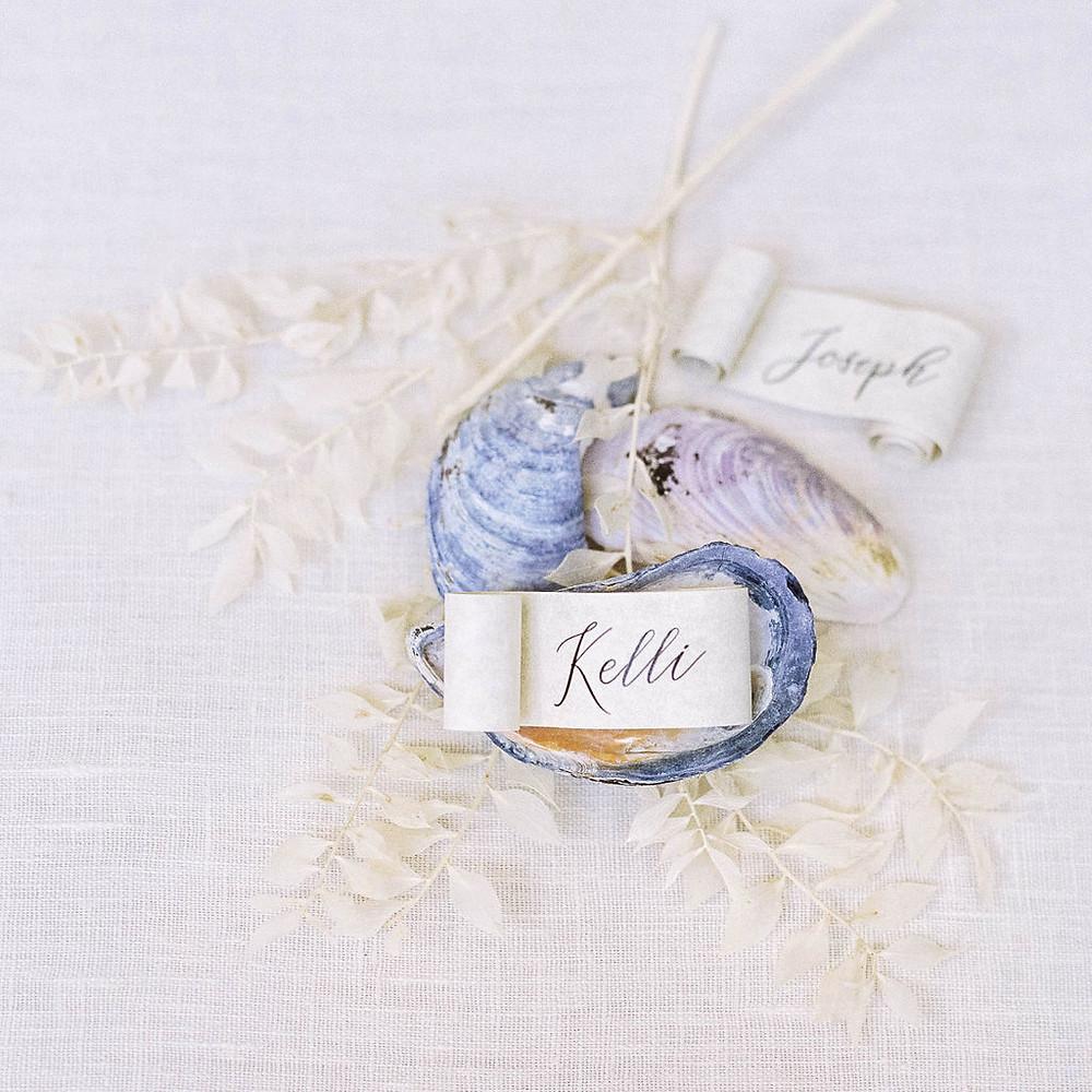 wedding planning paper goods