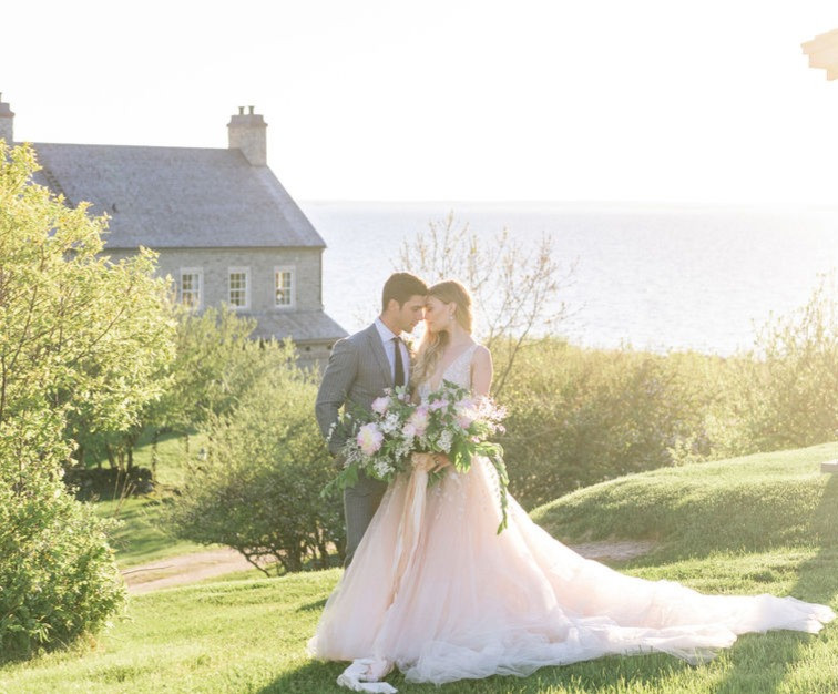 bride and groom destination wedding venue
