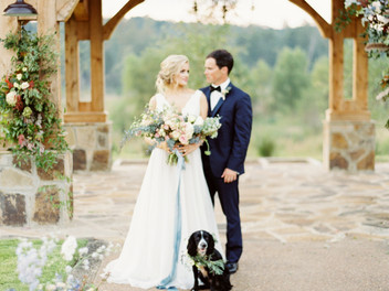 Wingshooting and Weddings? Yes, please at Alabama's amazing Otter Creek Farm- photos by heart