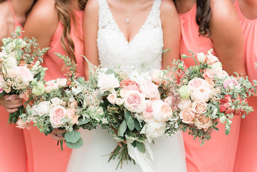 flowers bride wedding coordinator auburn