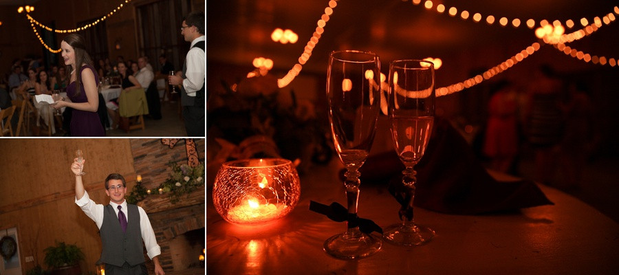 wedding coordinator reception