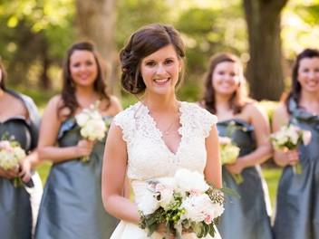 Joanna and Sellers- Alabama Wedding - Candace Nelson Photography