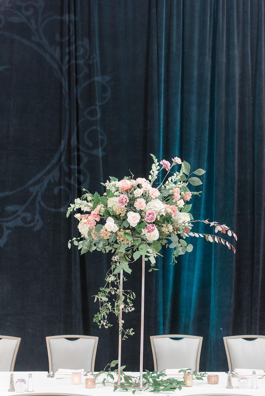 reception coordinator flowers wedding