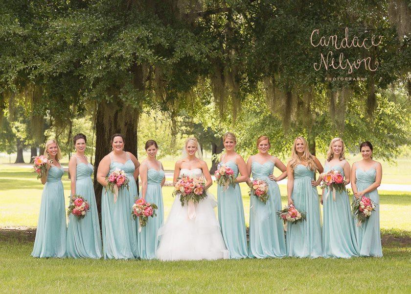 wedding flowers bride maids planner