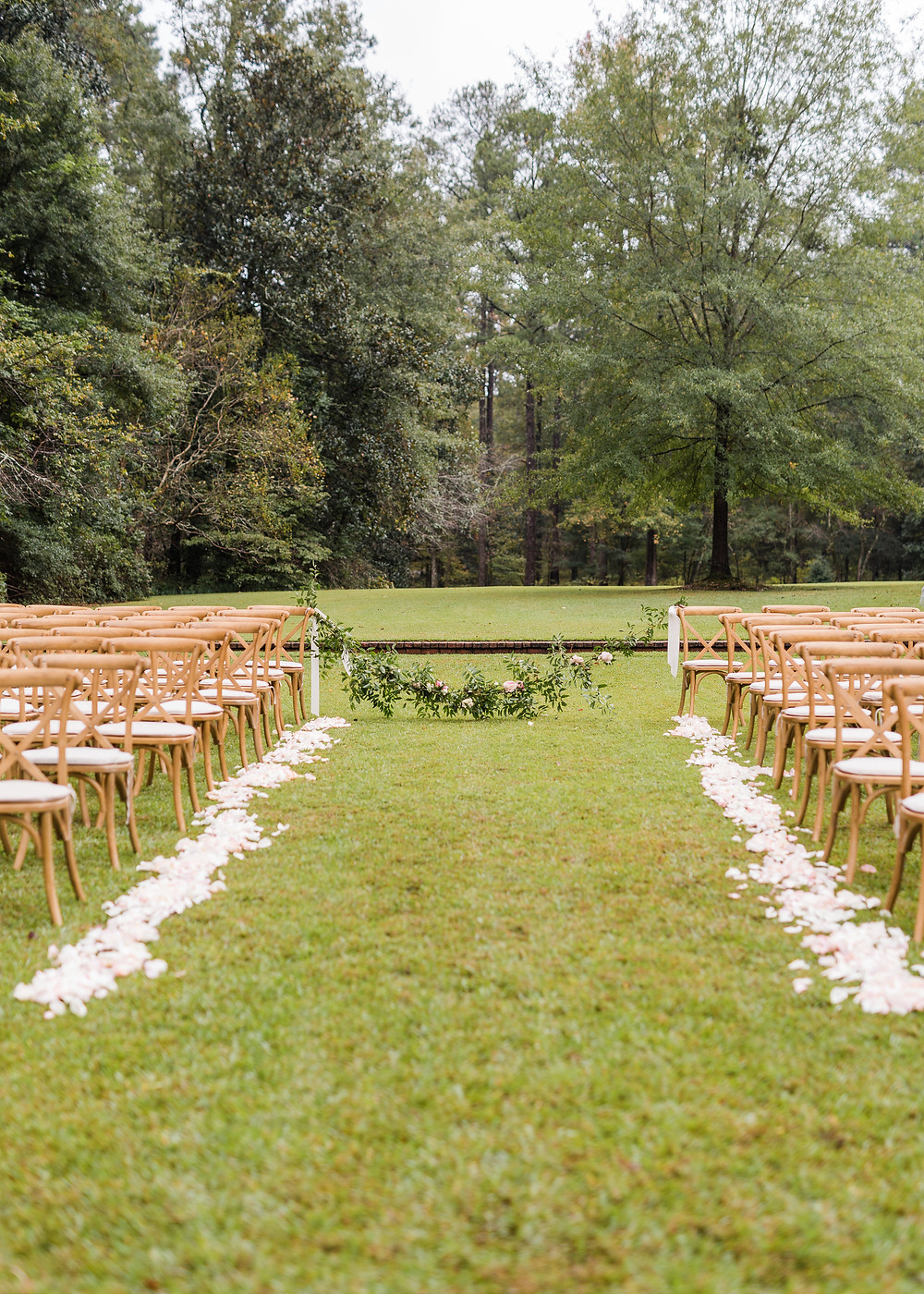 wedding ceremony flowers montgomery
