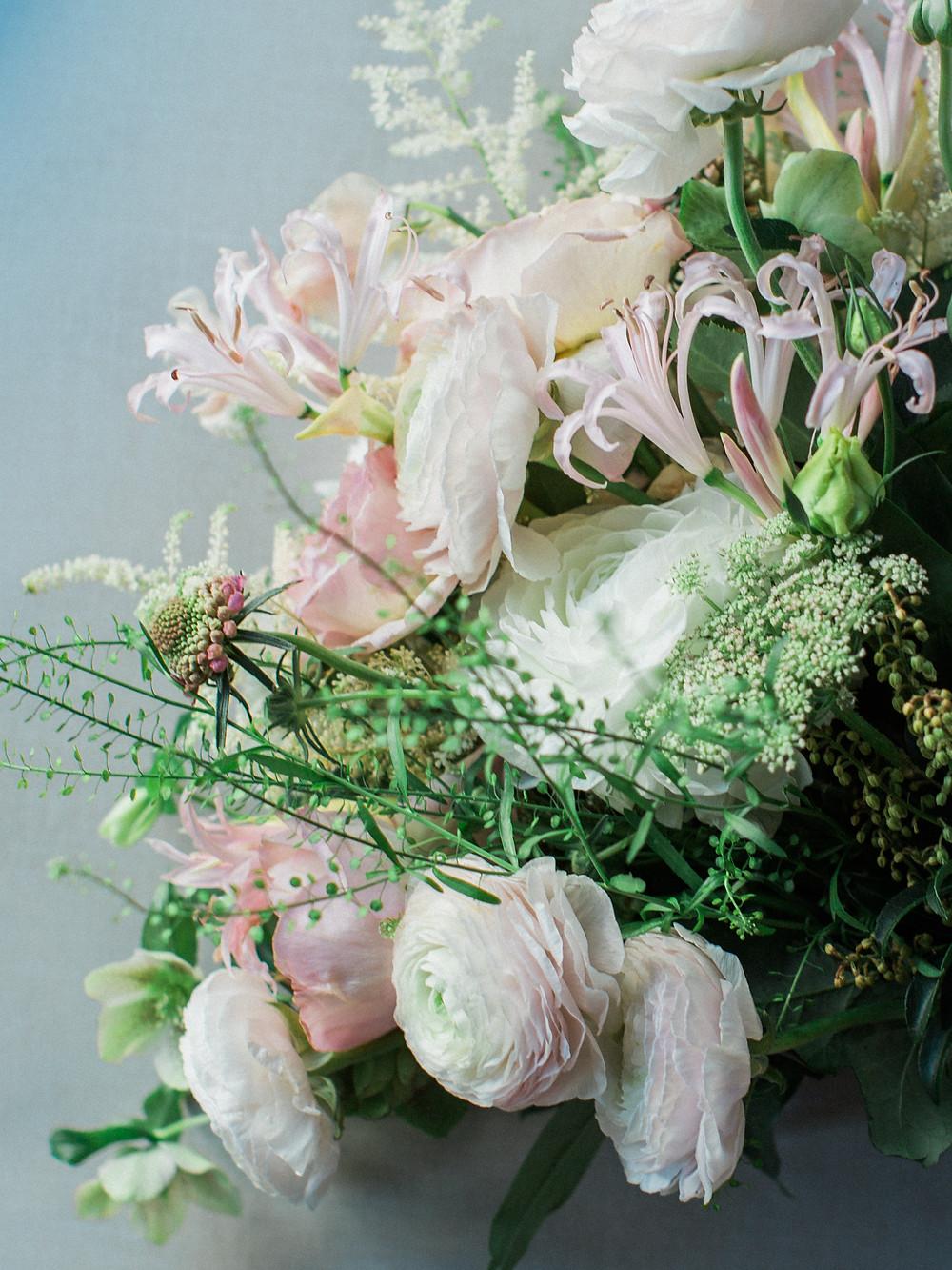 alabama wedding, flowers, bouquet
