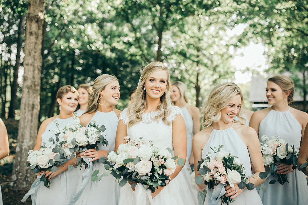 brides flowers auburn al wedding venue