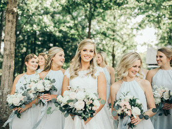Callie and Jackson's classic club wedding - Auburn, Alabama by Lauren Bailey photography