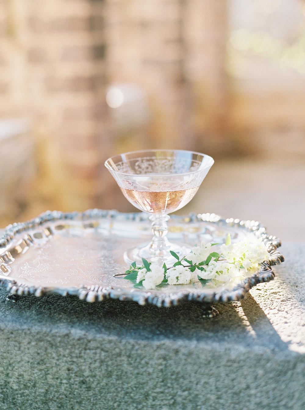 wedding planner silver