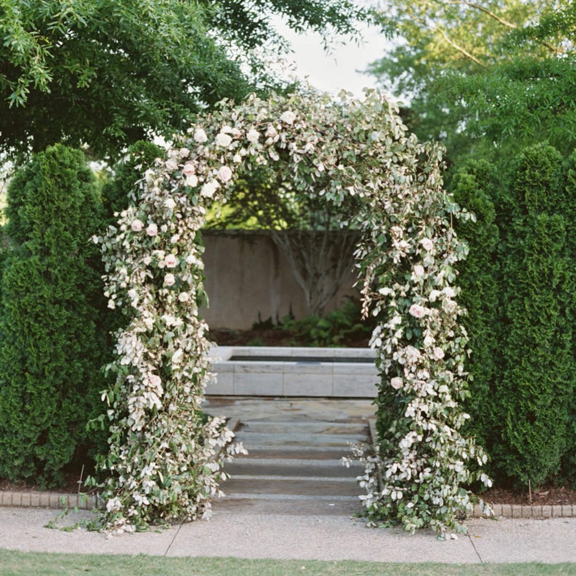 wedding arbor auburn alabama
