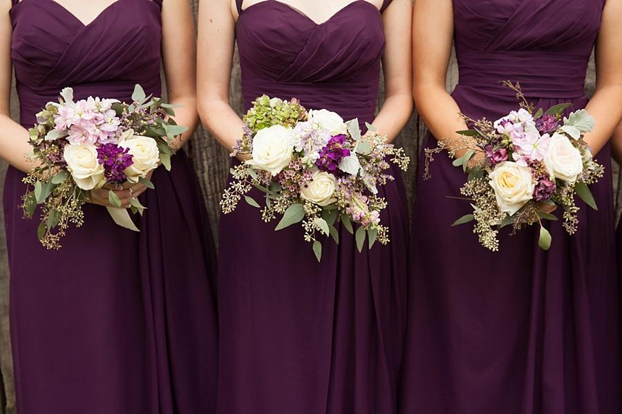 brides maids flowers planner
