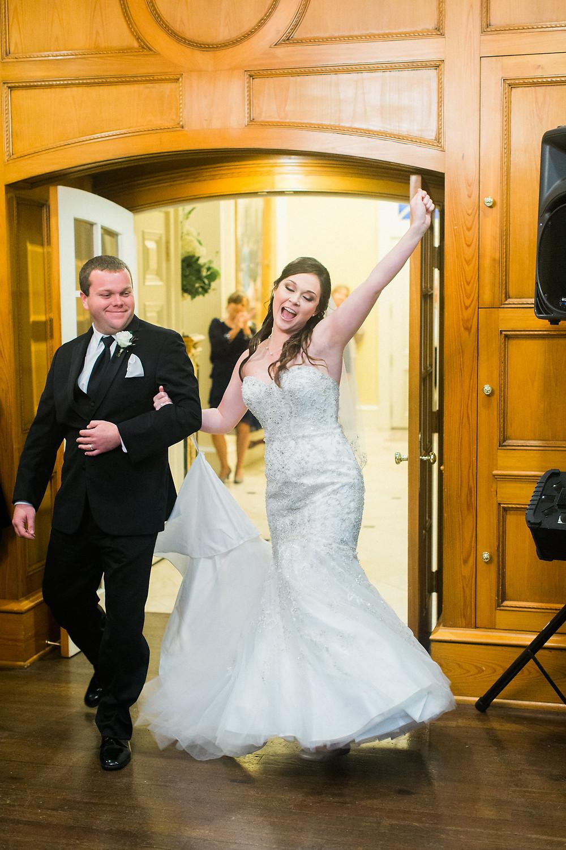 wedding coordinator bride