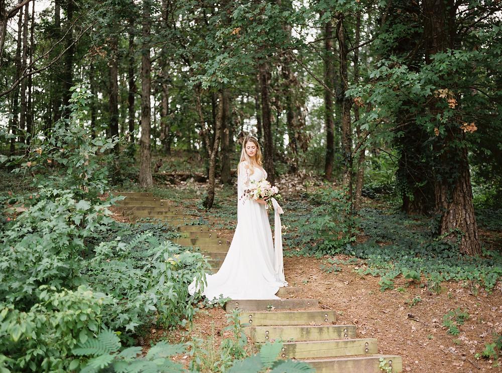woodland bride aldridge gardens birmingham al