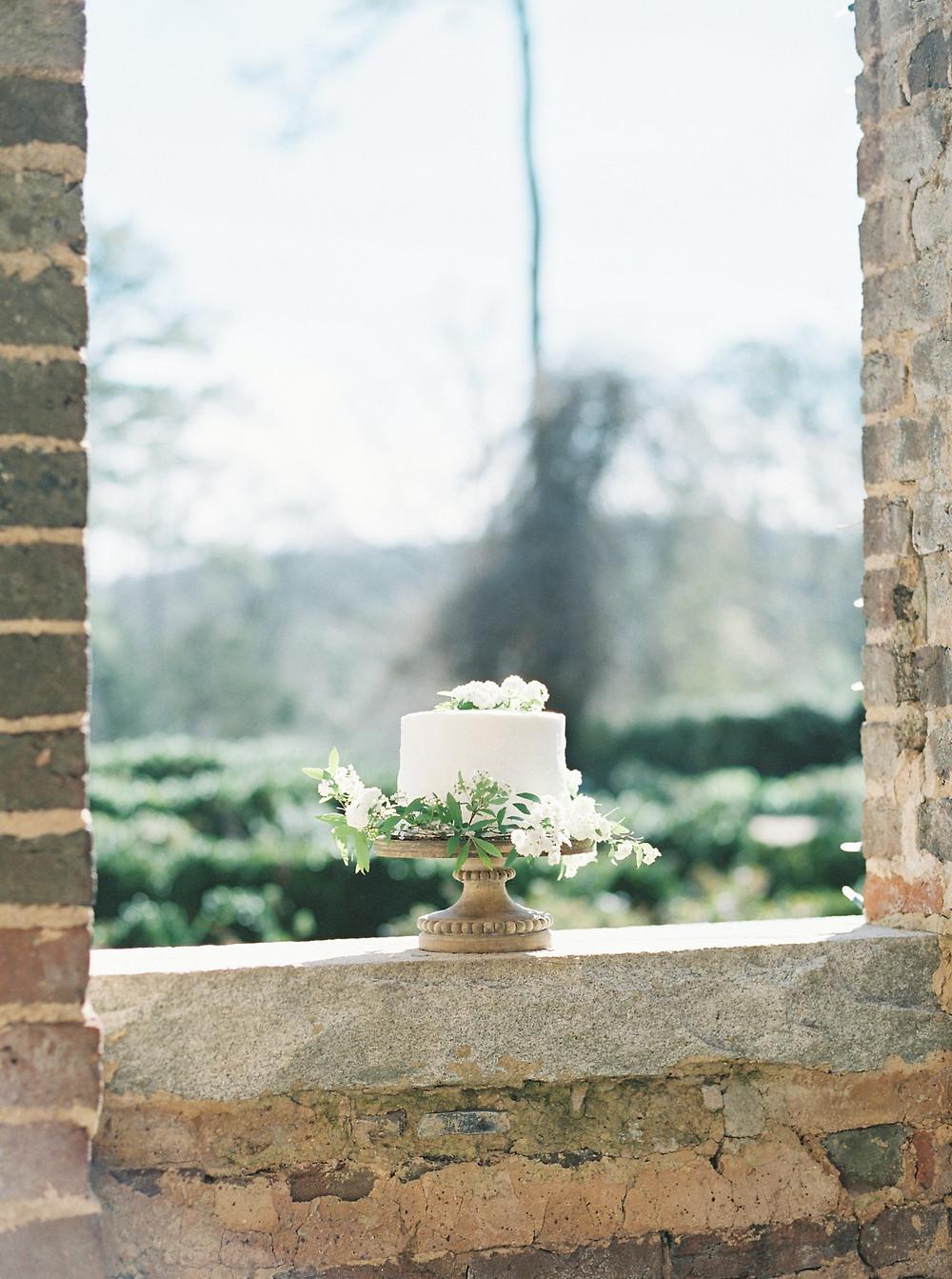 wedding cake flowers ga planner