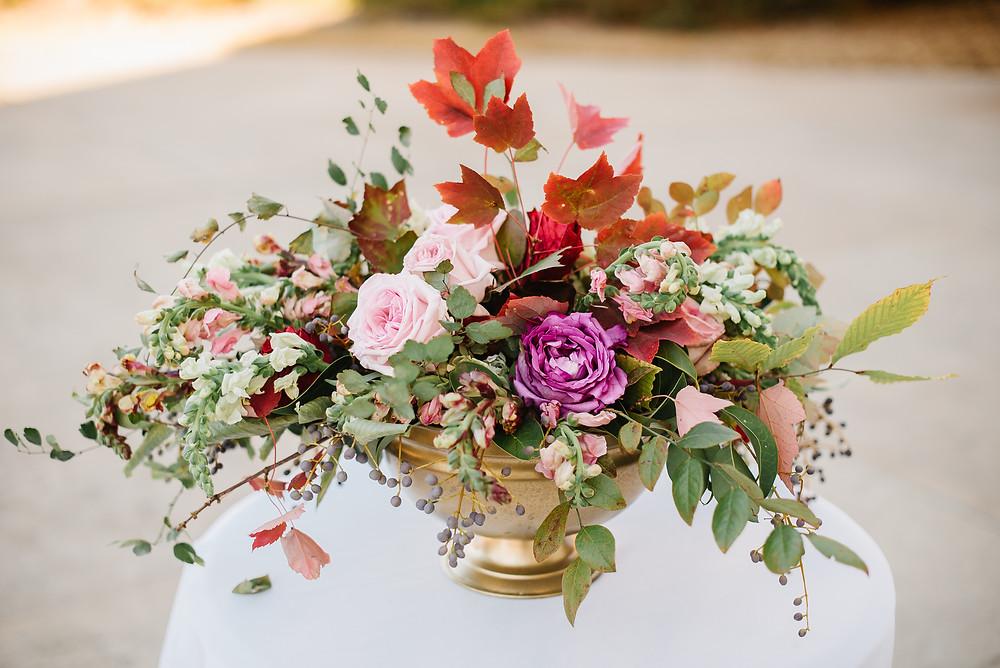 wedding flowers al planner