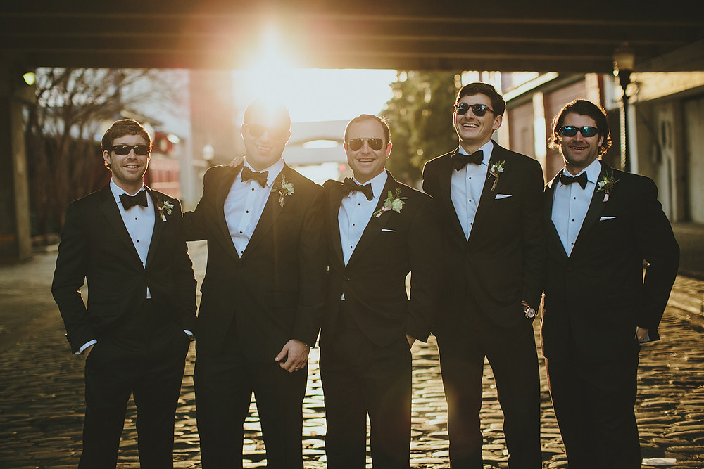 birmingham alabama wedding groomsmen