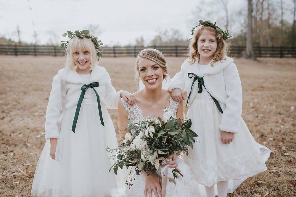 glower girls wedding auburn planner