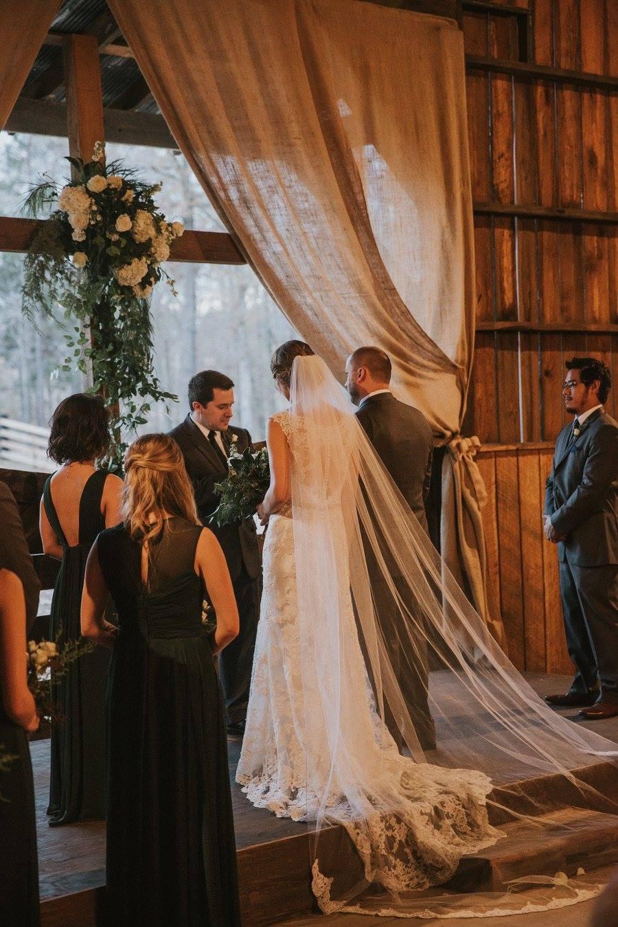 wedding flower styling auburn planner