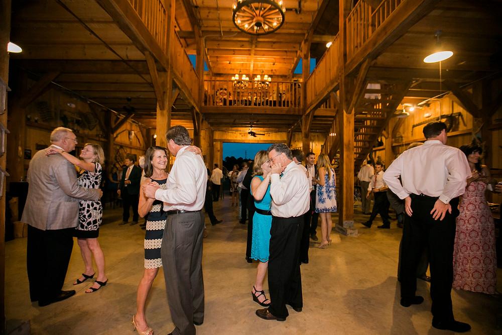wedding reception dance coordinator