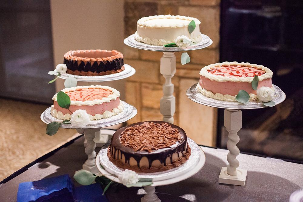wedding cakes flowers planner al