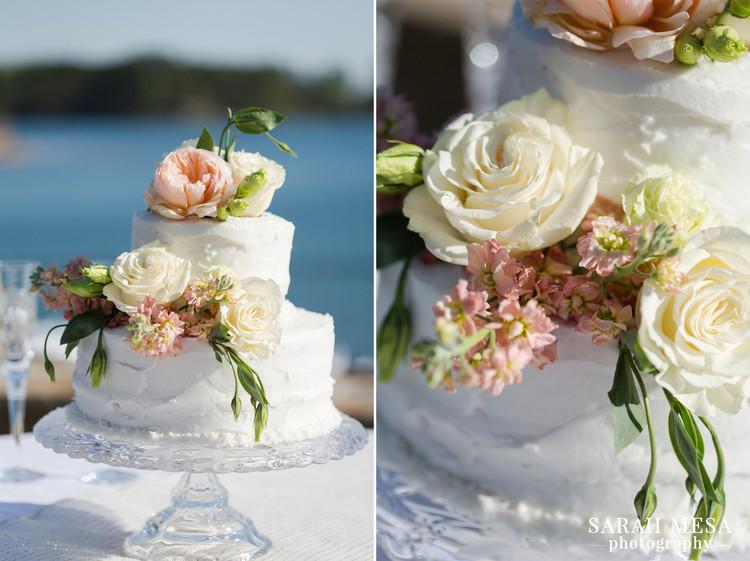 al wedding planner cake