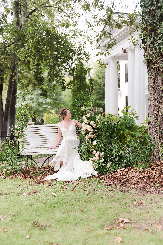 birmingham bride flowers