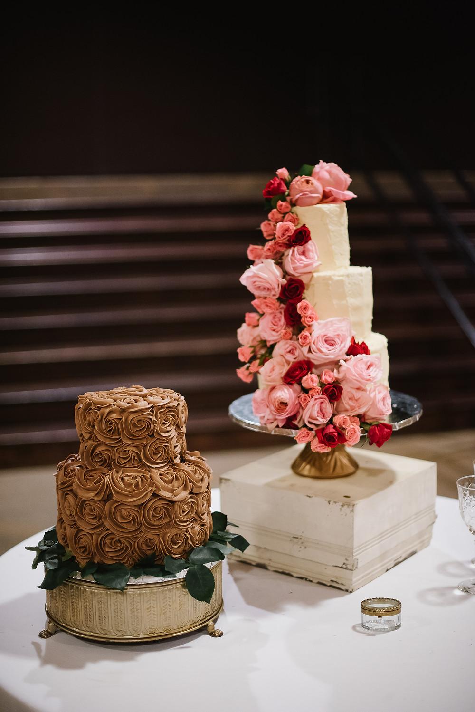 wedding cakes flowers al planner