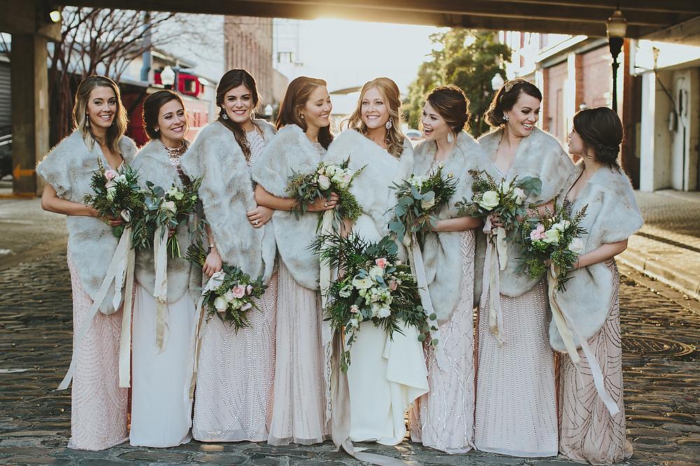 alabama wedding florist birmiingham bride