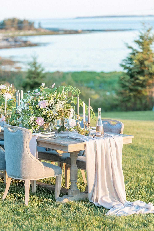 seaside table design