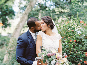Joyful Jade and Ashton's elegant wedding in Auburn Al