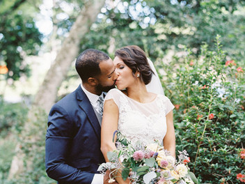 Joyful Jade and Ashton's elegant wedding in Auburn Al