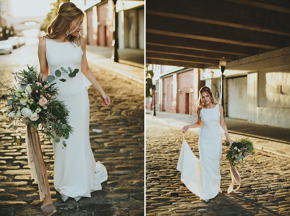 birmingham al wedding, bride, bouquet