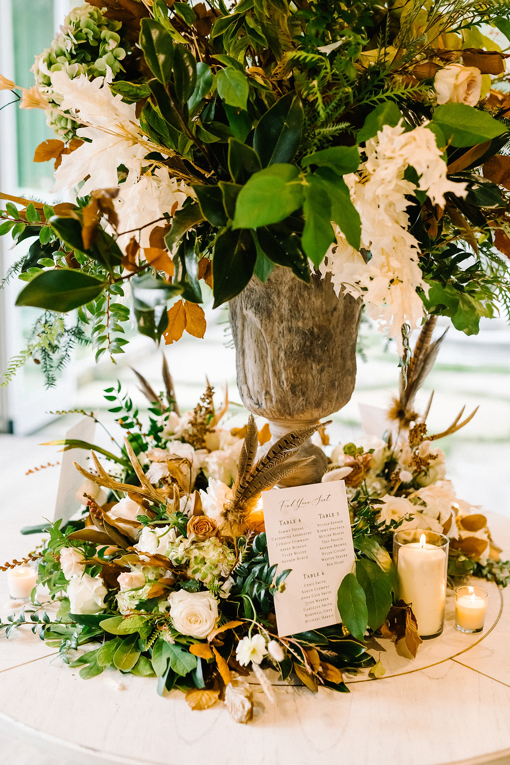 destination wedding florist planner highlands nc