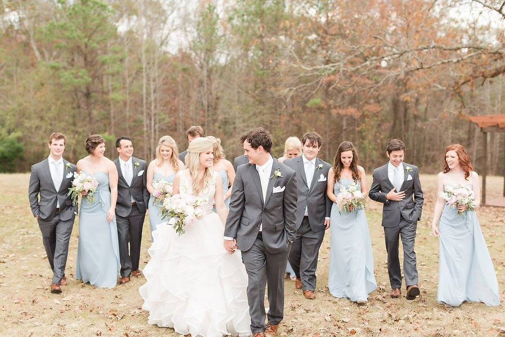 auburn bridal party planner