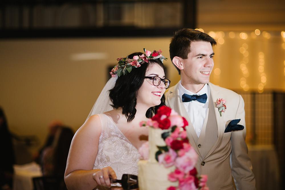 wedding cake planner