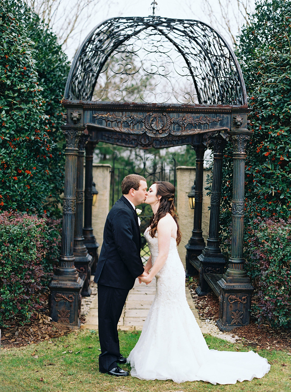 wedding planner auburn bride