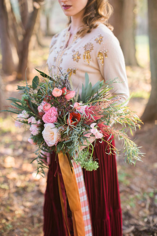 al florist wedding planner