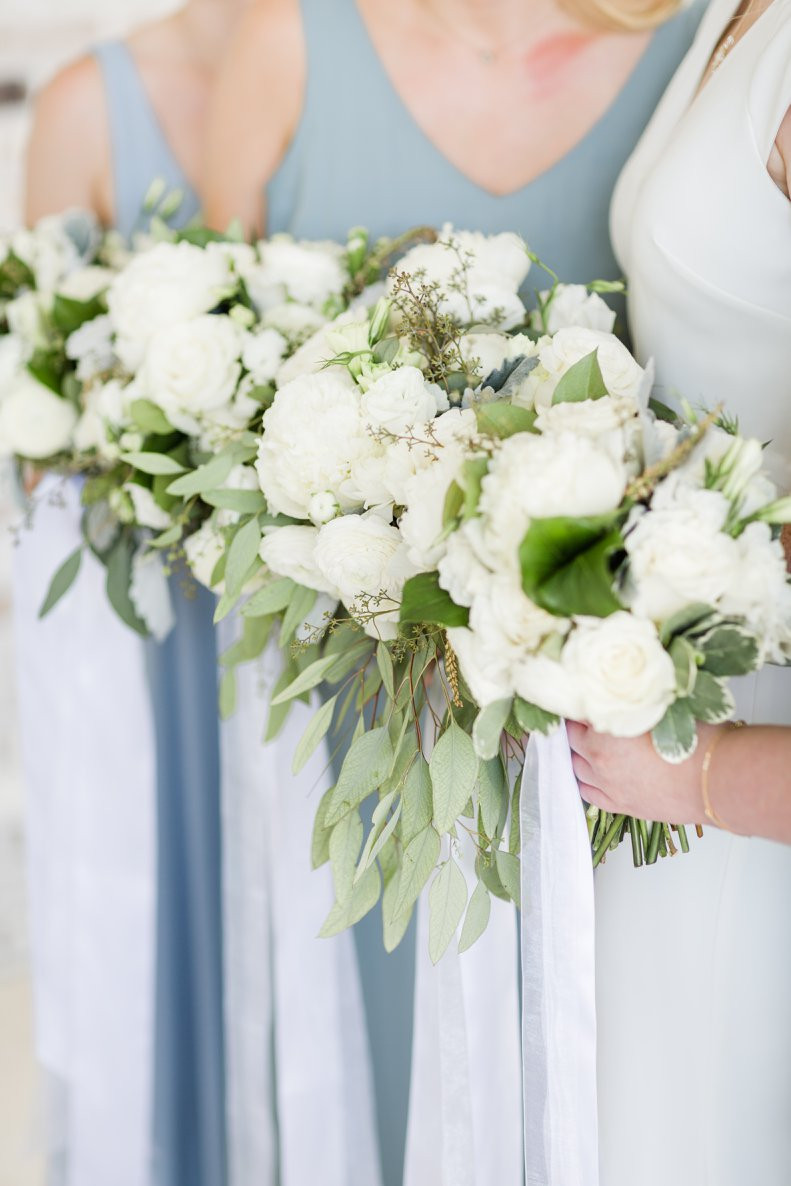charleston wedding florist planner