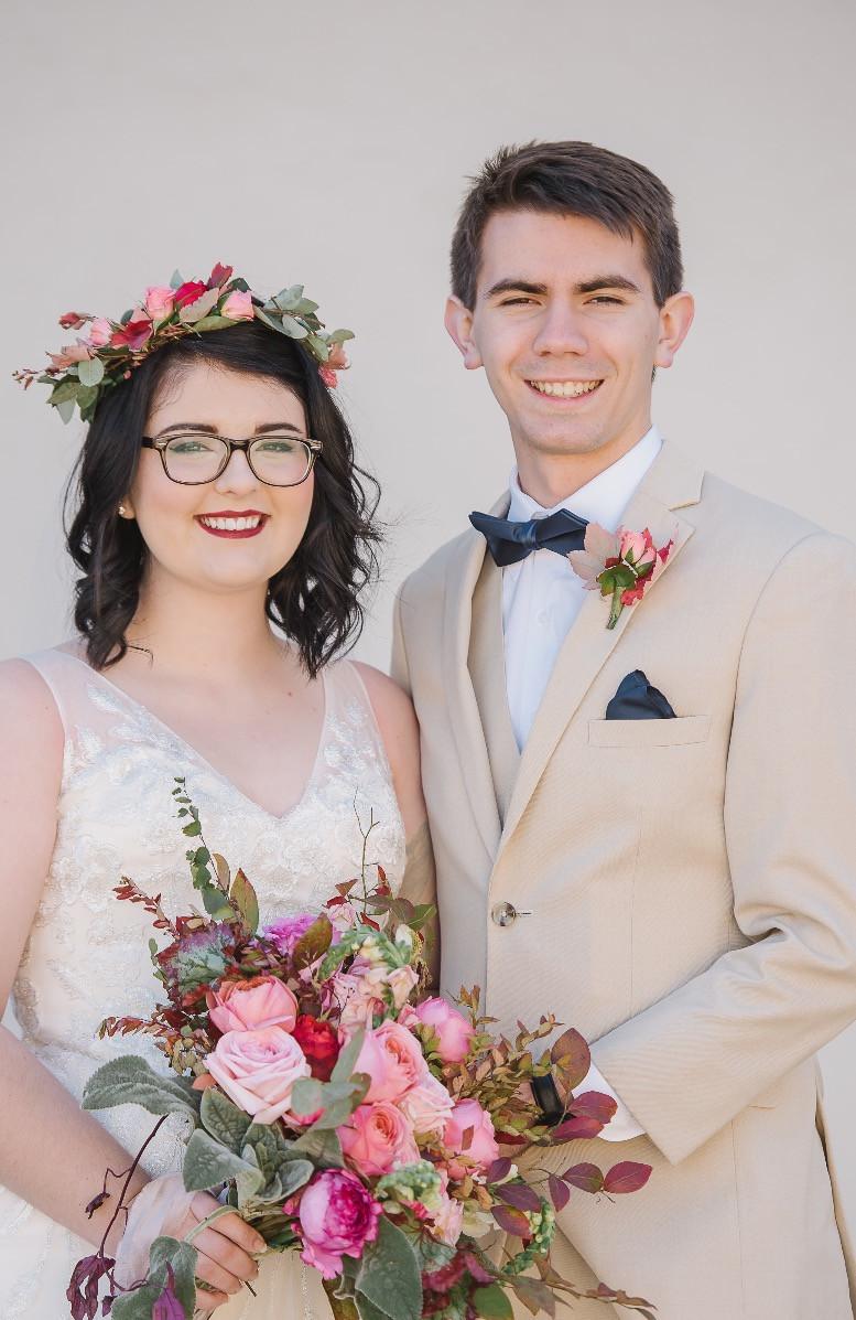 wedding flowers bride planner al