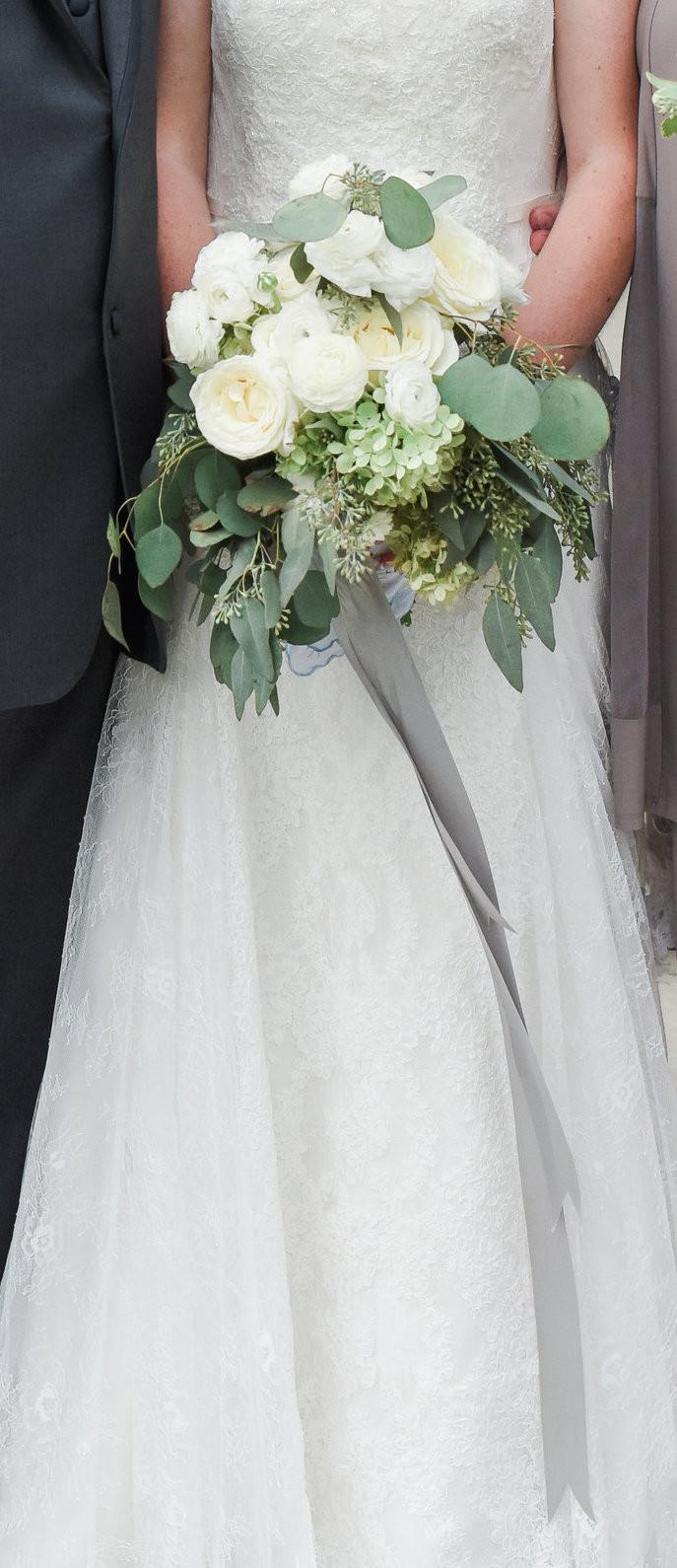 bride flowers al planner