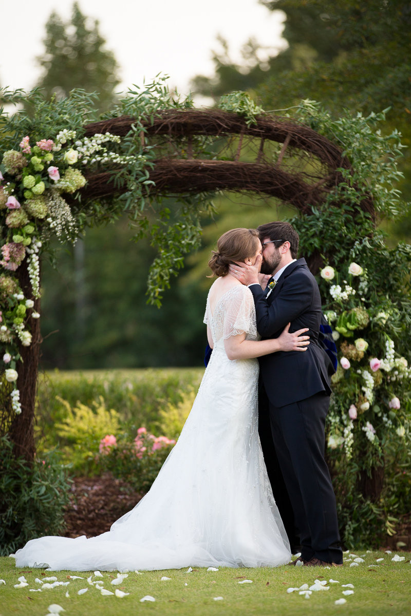 wedding planner arbor flowers