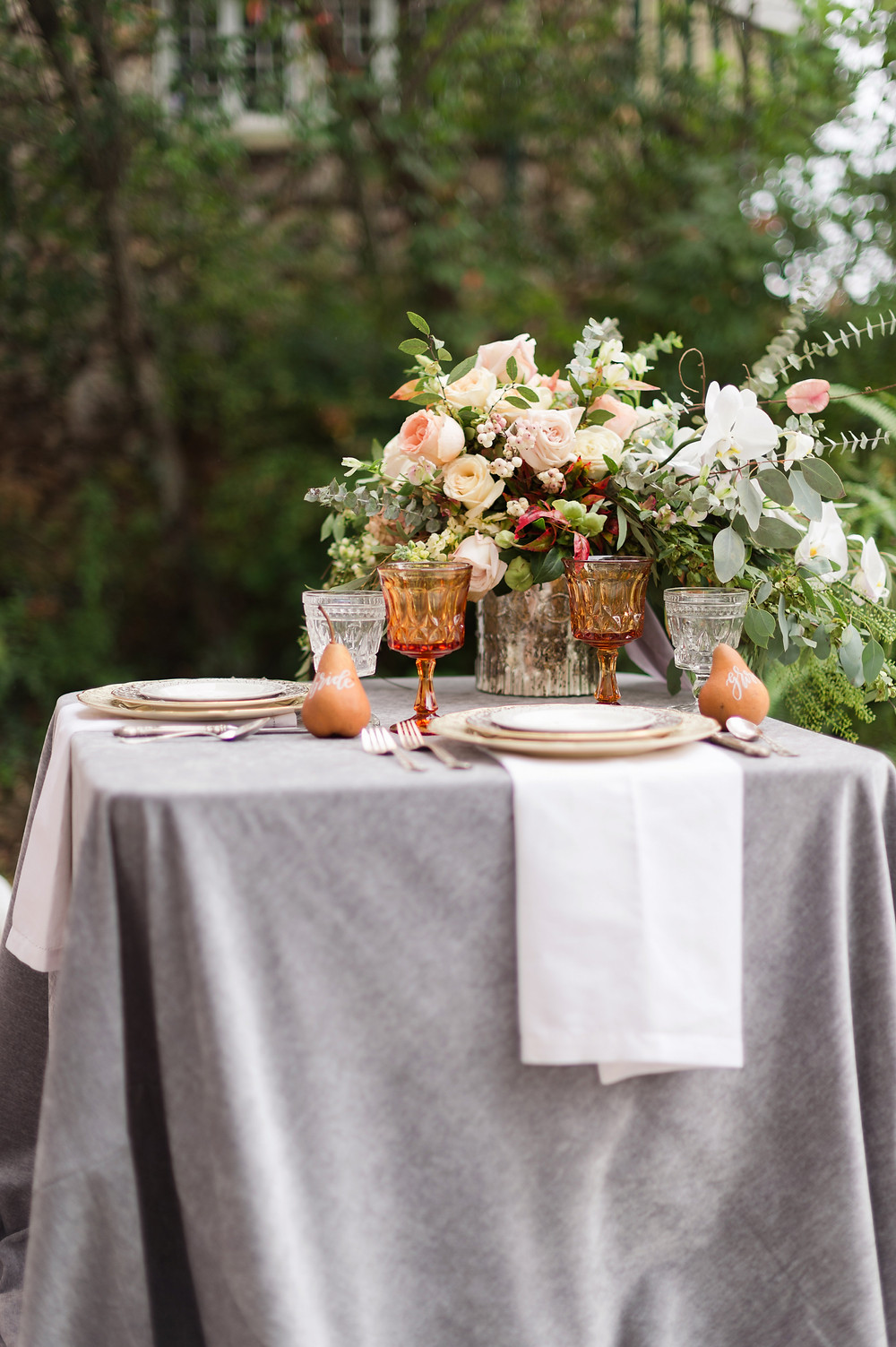 weddingtable florist birmingham