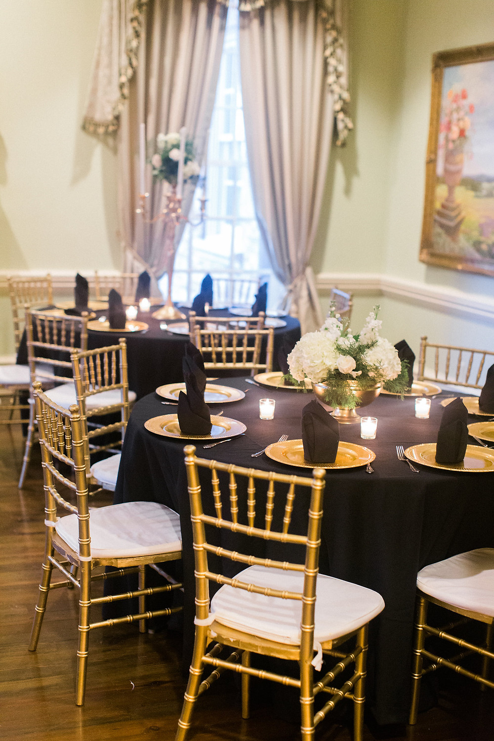 al planner reception wedding