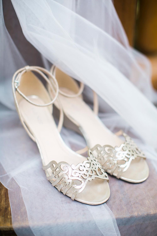 bride shoes wedding coordinator ga