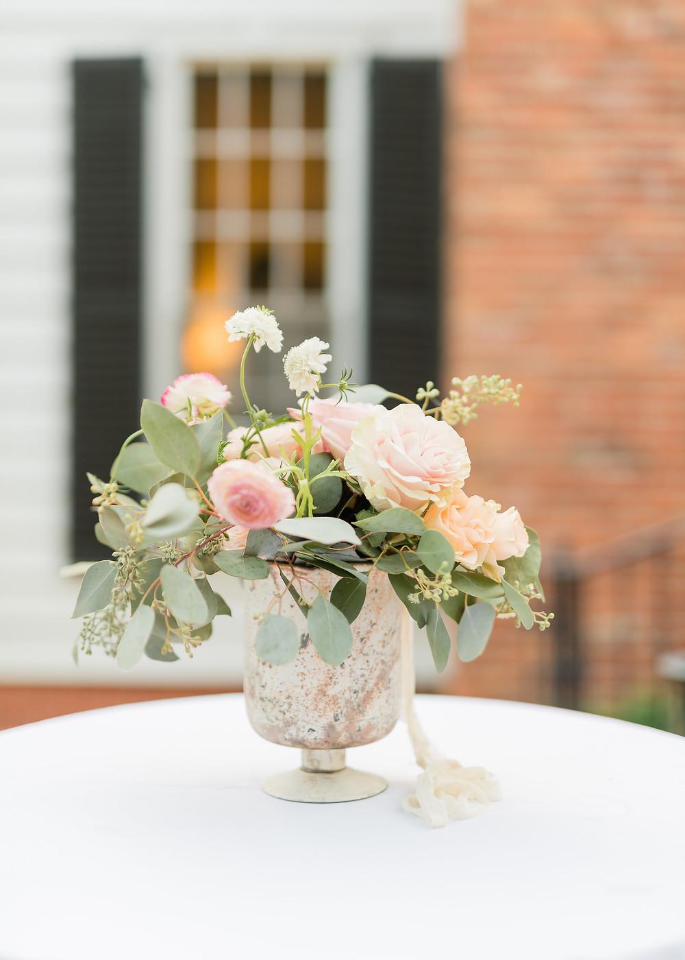 montgomery wedding flowers