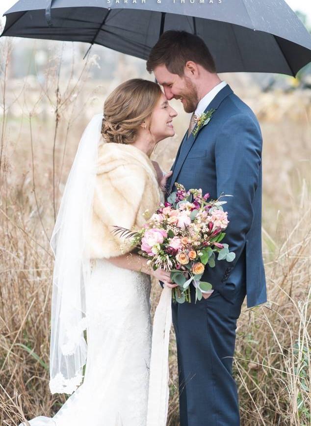 auburn wedding planner bride