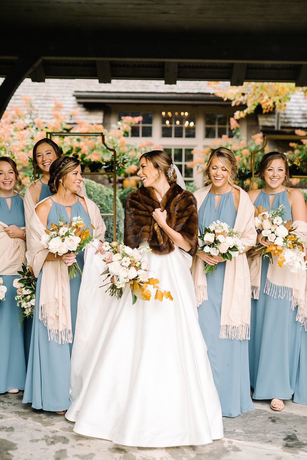 bridal party highlands nc wedding venue
