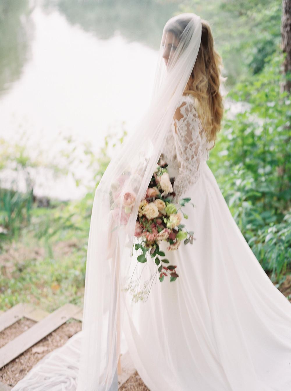 Birmingham al bride, bouquet planner