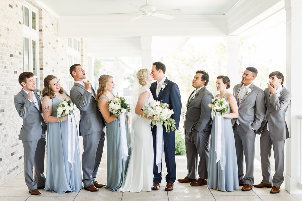 charleston sc bridal party venue
